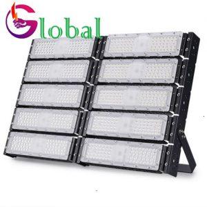 đèn pha led module 500w chống nước chiếu sáng ngoài trời